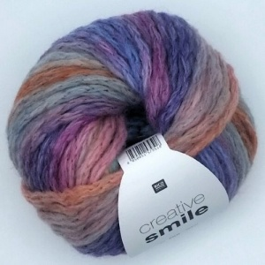 Rico Design Creative Smile Superchunky yarn -bright pastels